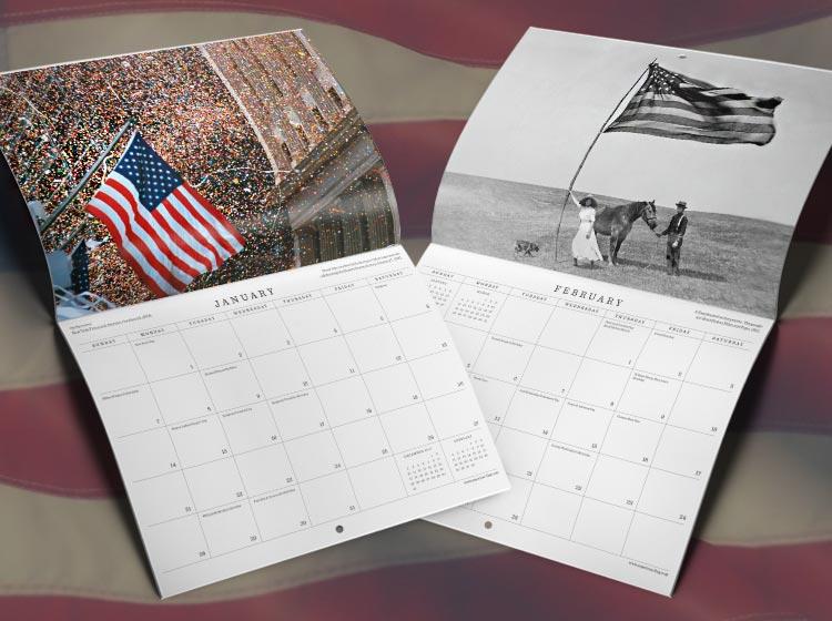 American flag 2018 wall calendar americas flag americas flag 2018 wall calendar solutioingenieria Image collections
